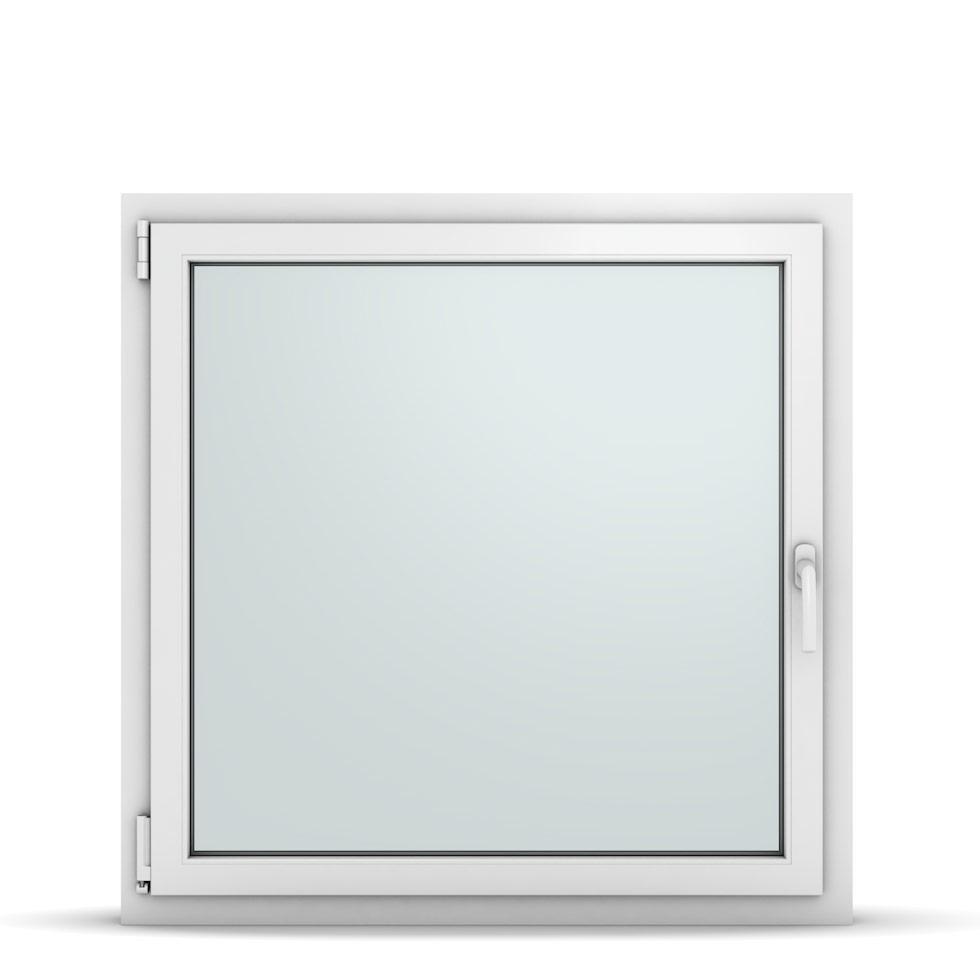 Wohnraumfenster 1-flg. Allegro Max Weiß 1000x1000 mm DIN Dreh-Kipp Links-36847