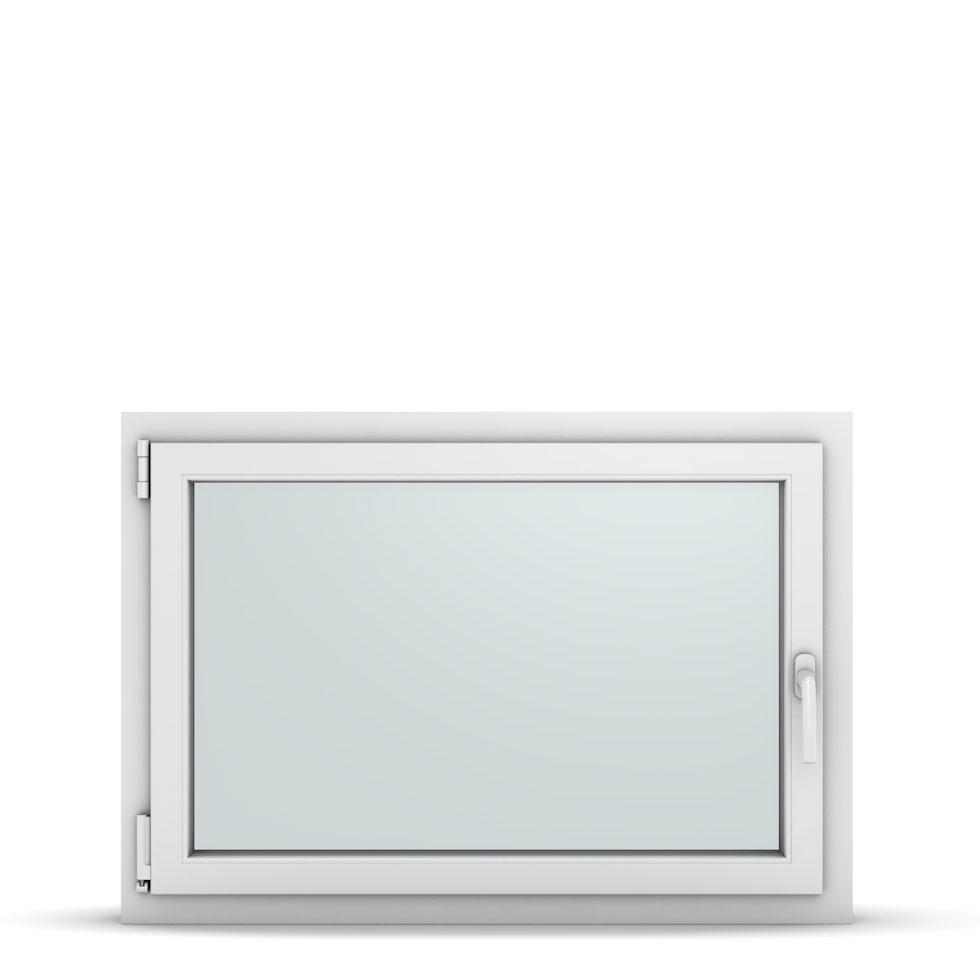 Wohnraumfenster 1-flg. Allegro Max Weiß 1000x700 mm DIN Dreh-Kipp Links-36841
