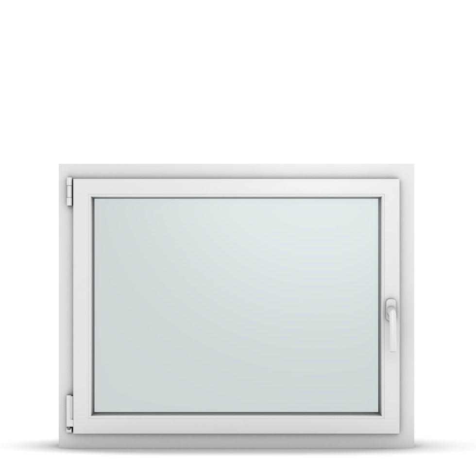 Wohnraumfenster 1-flg. Allegro Max Weiß 1000x800 mm DIN Dreh-Kipp Links-36843