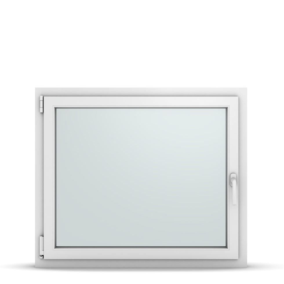 Wohnraumfenster 1-flg. Allegro Max Weiß 1000x850 mm DIN Dreh-Kipp Links-36844