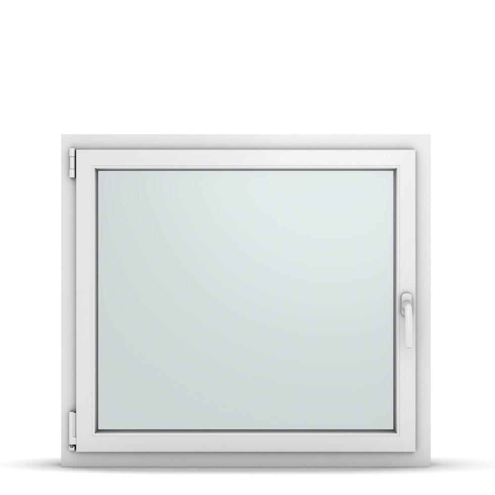 Wohnraumfenster 1-flg. Allegro Max Weiß 1000x900 mm DIN Dreh-Kipp Links-36845