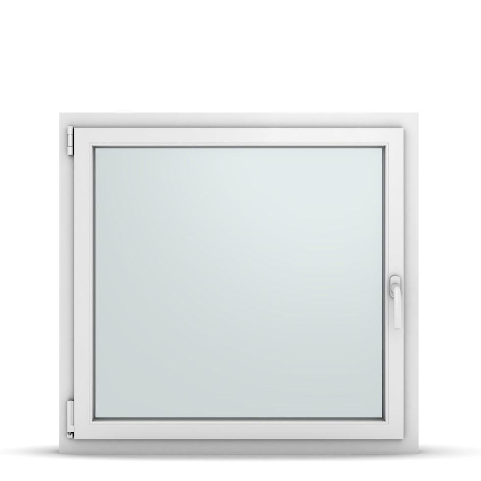 Wohnraumfenster 1-flg. Allegro Max Weiß 1000x950 mm DIN Dreh-Kipp Links-36846