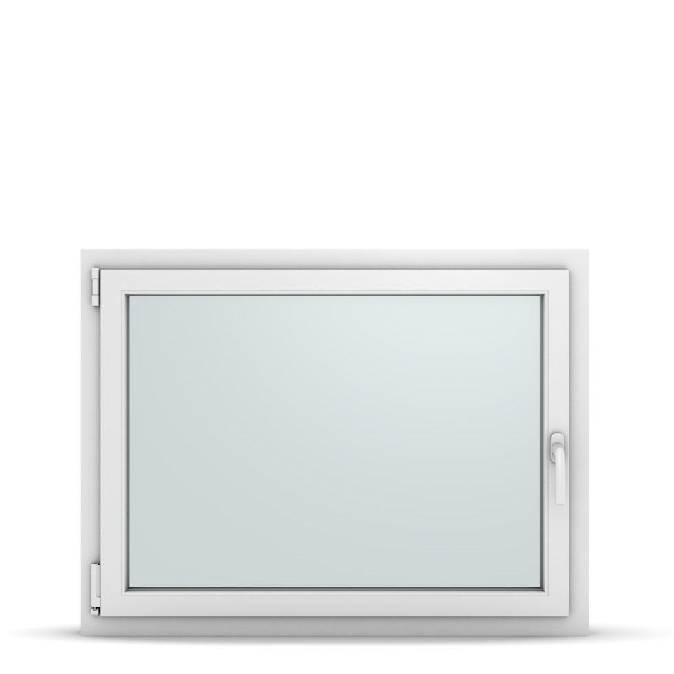 Wohnraumfenster 1-flg. Allegro Max Weiß 1050x800 mm DIN Dreh-Kipp Links-36868