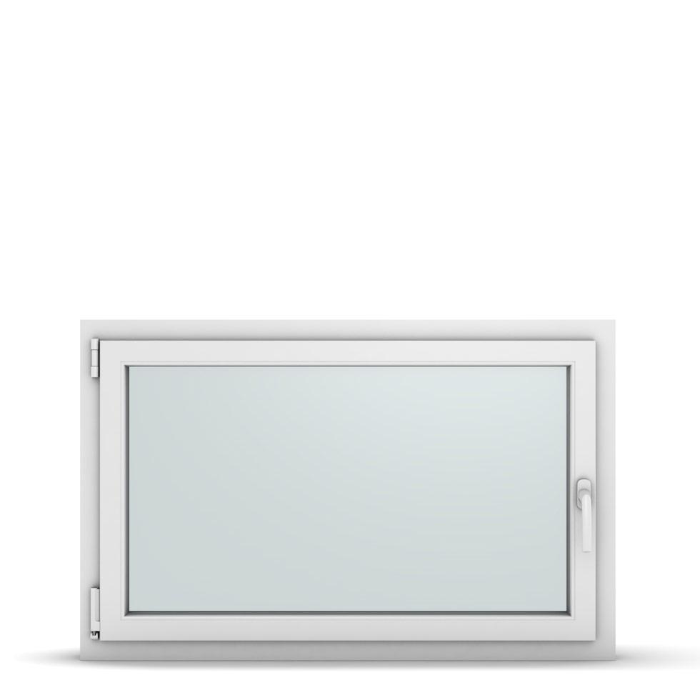 Wohnraumfenster 1-flg. Allegro Max Weiß 1100x700 mm DIN Dreh-Kipp Links-36891