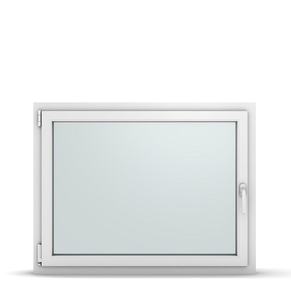Wohnraumfenster 1-flg. Allegro Max Weiß 1100x850 mm DIN Dreh-Kipp Links-36894