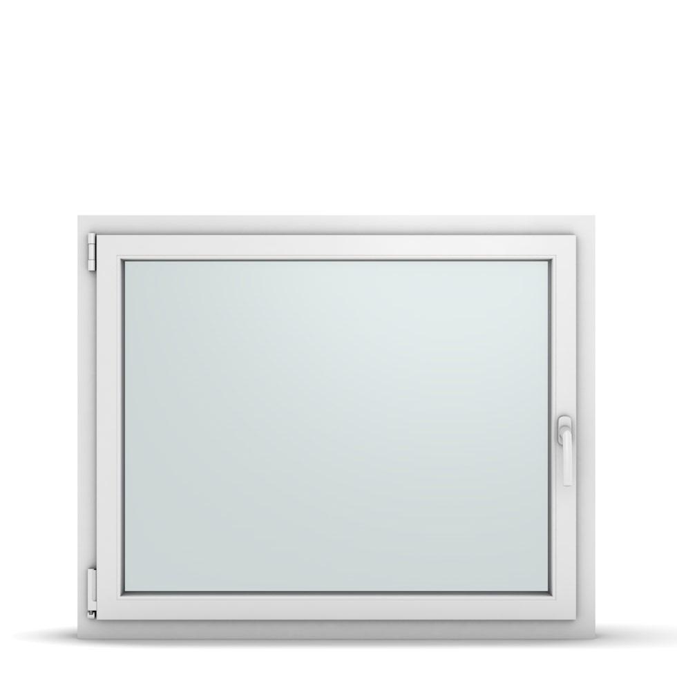 Wohnraumfenster 1-flg. Allegro Max Weiß 1100x900 mm DIN Dreh-Kipp Links-36895