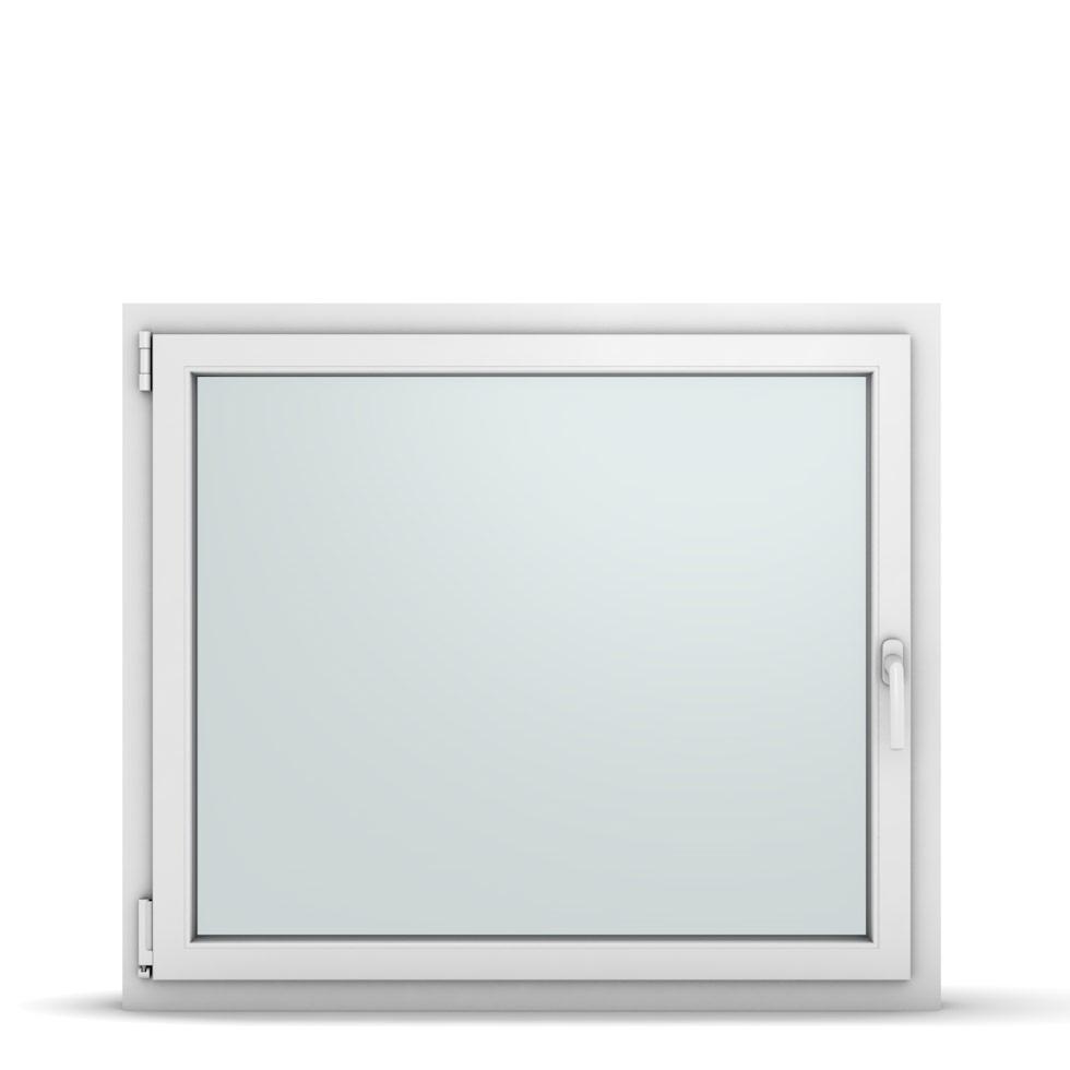 Wohnraumfenster 1-flg. Allegro Max Weiß 1100x950 mm DIN Dreh-Kipp Links-36896