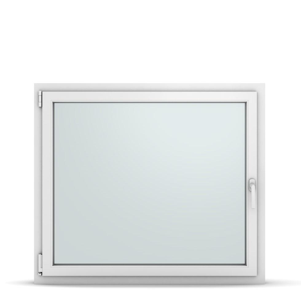 Wohnraumfenster 1-flg. Allegro Max Weiß 1150x1000 mm DIN Dreh-Kipp Links-36922