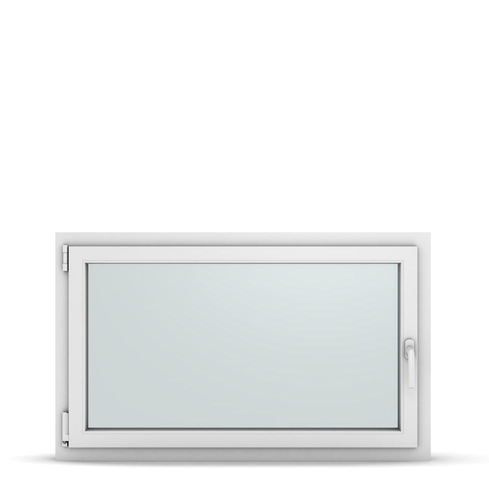 Wohnraumfenster 1-flg. Allegro Max Weiß 1150x700 mm DIN Dreh-Kipp Links-36916