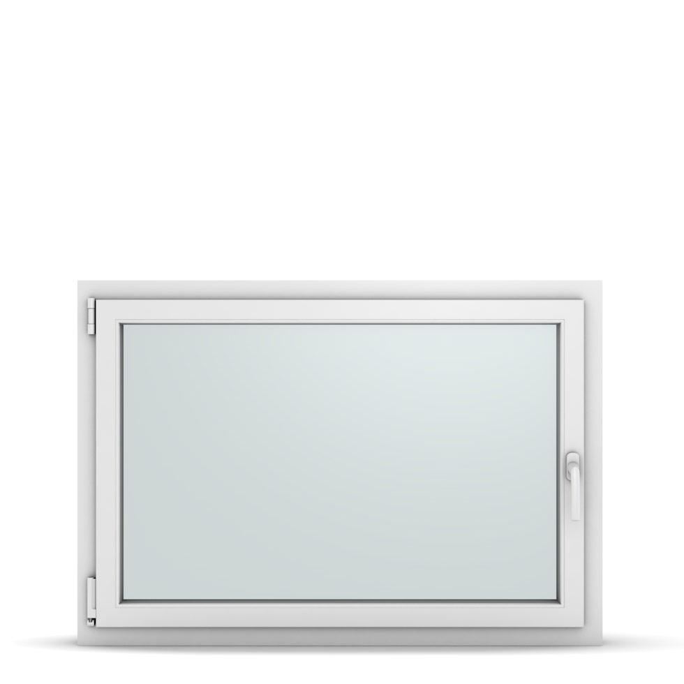Wohnraumfenster 1-flg. Allegro Max Weiß 1150x800 mm DIN Dreh-Kipp Links-36918