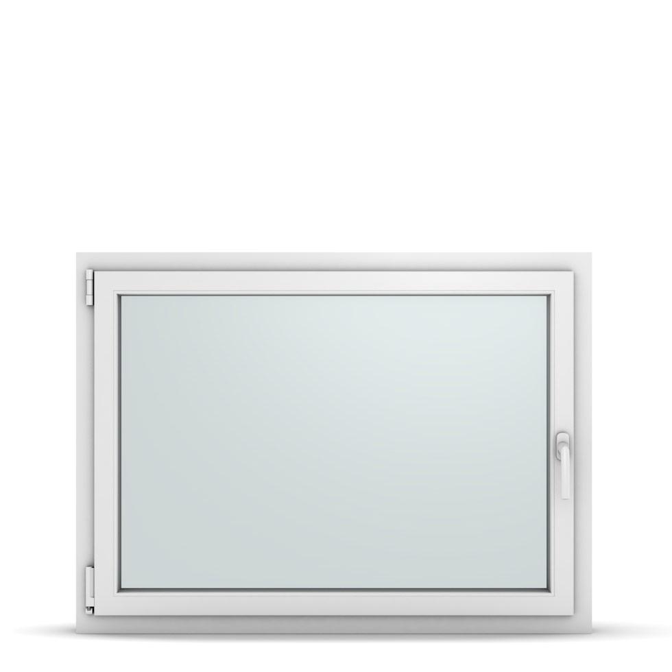 Wohnraumfenster 1-flg. Allegro Max Weiß 1150x850 mm DIN Dreh-Kipp Links-36919