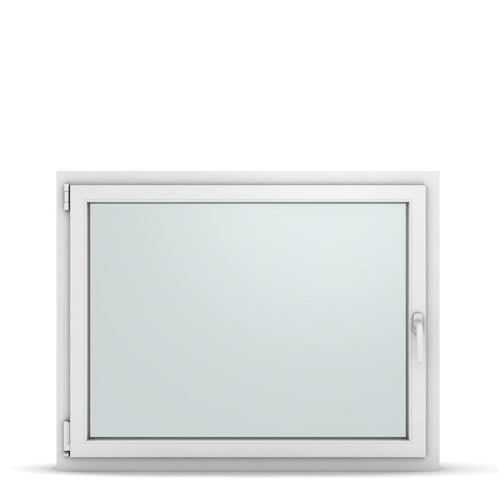 Wohnraumfenster 1-flg. Allegro Max Weiß 1150x900 mm DIN Dreh-Kipp Links-36920