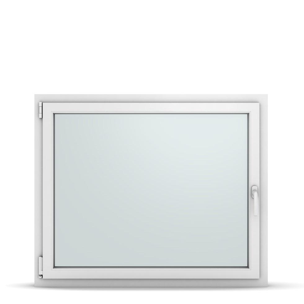 Wohnraumfenster 1-flg. Allegro Max Weiß 1150x950 mm DIN Dreh-Kipp Links-36921