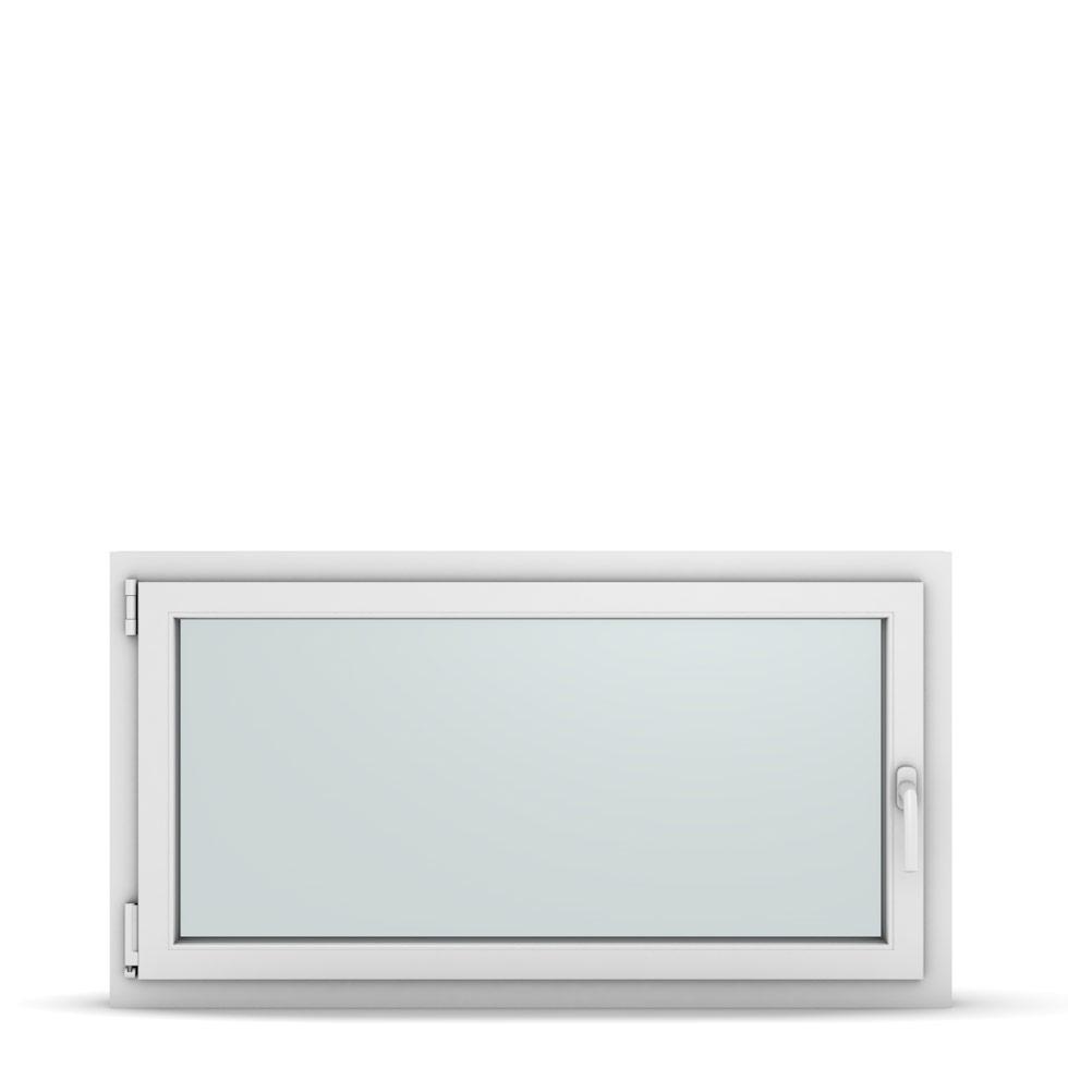Wohnraumfenster 1-flg. Allegro Max Weiß 1200x650 mm DIN Dreh-Kipp Links-36940