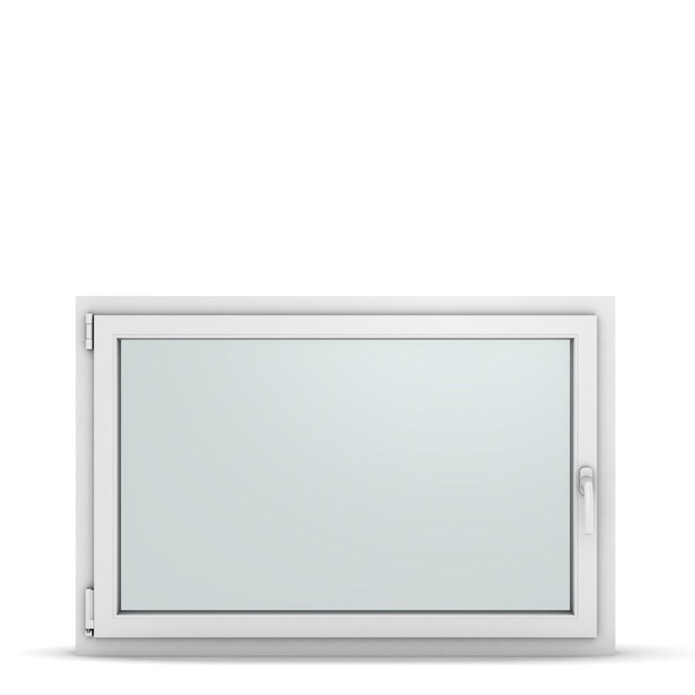 Wohnraumfenster 1-flg. Allegro Max Weiß 1200x800 mm DIN Dreh-Kipp Links-36943