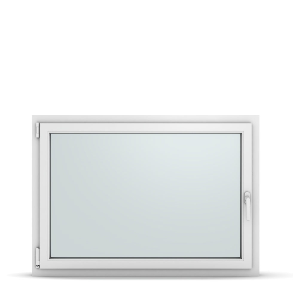 Wohnraumfenster 1-flg. Allegro Max Weiß 1200x850 mm DIN Dreh-Kipp Links-36944