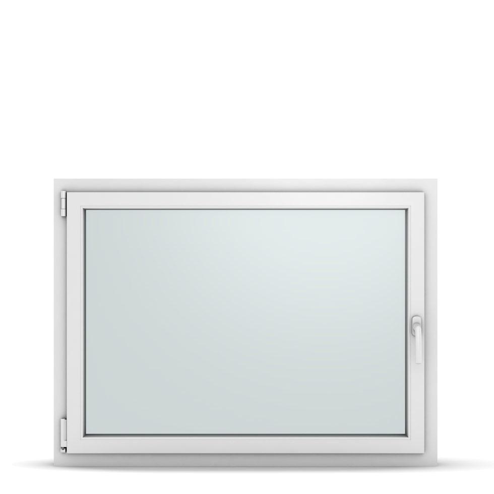 Wohnraumfenster 1-flg. Allegro Max Weiß 1200x900 mm DIN Dreh-Kipp Links-36945