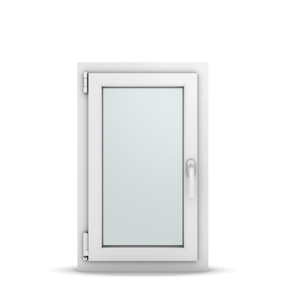 Wohnraumfenster 1-flg. Allegro Max Weiß 500x800 mm DIN Dreh-Kipp Links-36594