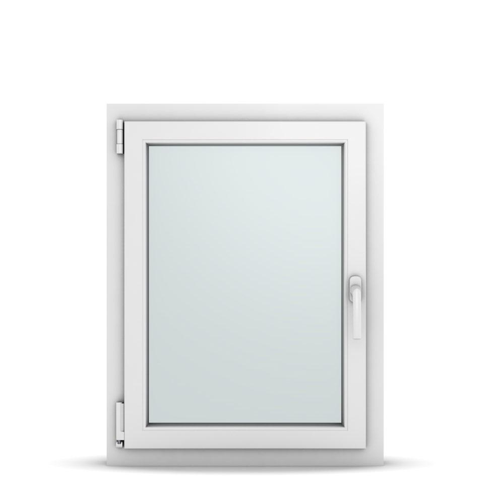 Wohnraumfenster 1-flg. Allegro Max Weiß 650x850 mm DIN Dreh-Kipp Links-36670