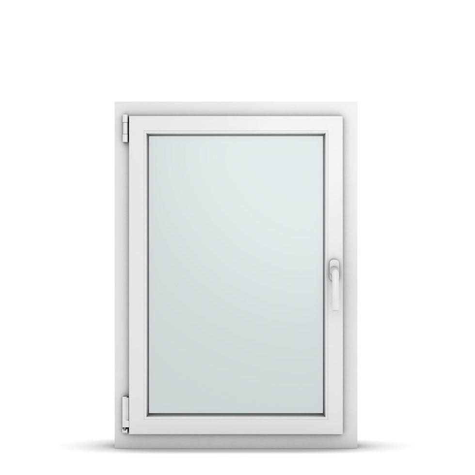 Wohnraumfenster 1-flg. Allegro Max Weiß 700x1000 mm DIN Dreh-Kipp Links-36698