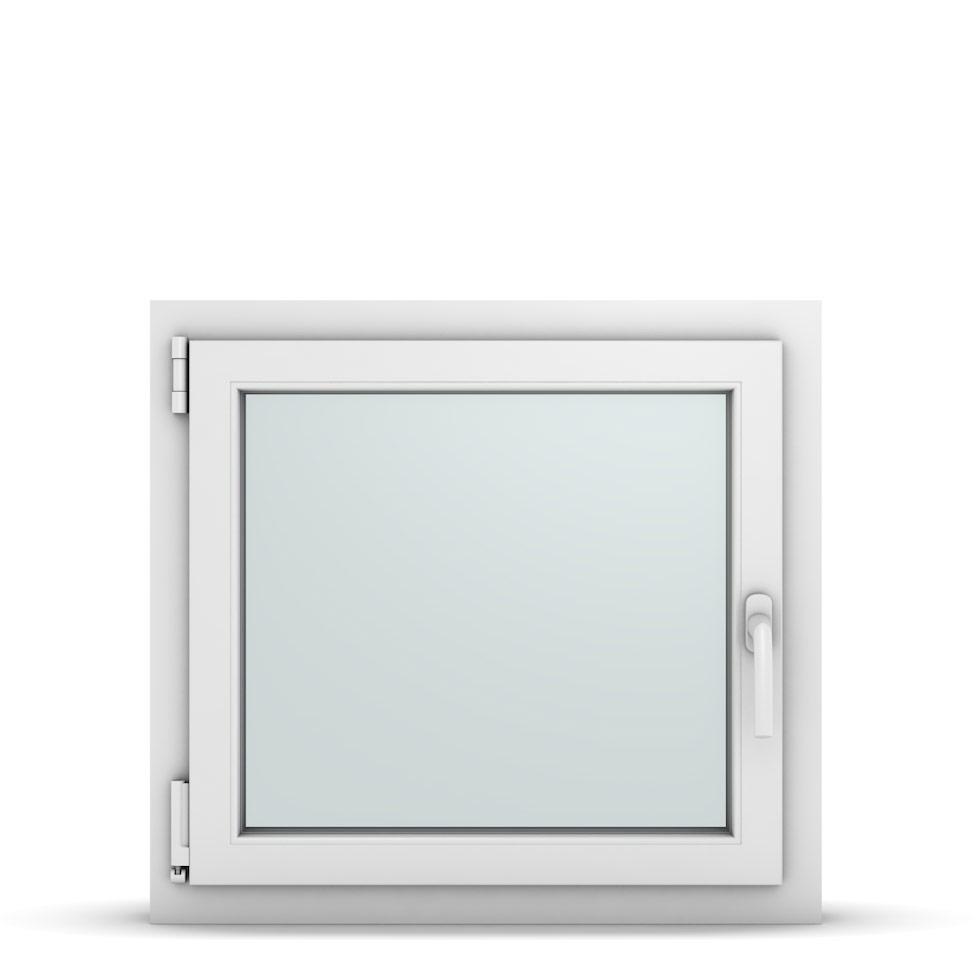 Wohnraumfenster 1-flg. Allegro Max Weiß 700x650 mm DIN Dreh-Kipp Links-36691