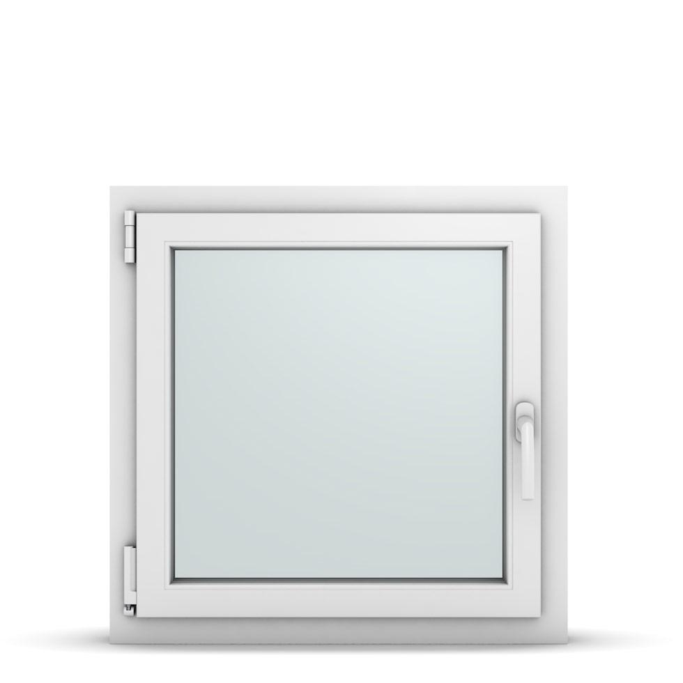Wohnraumfenster 1-flg. Allegro Max Weiß 700x700 mm DIN Dreh-Kipp Links-36692