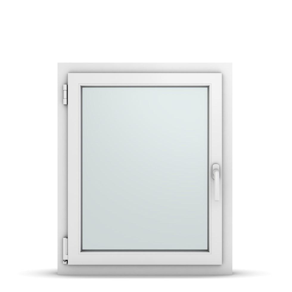 Wohnraumfenster 1-flg. Allegro Max Weiß 700x800 mm DIN Dreh-Kipp Links-36694