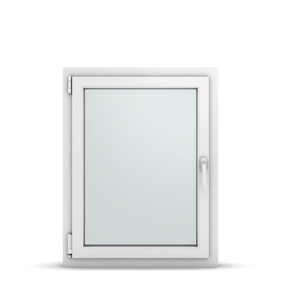 Wohnraumfenster 1-flg. Allegro Max Weiß 700x900 mm DIN Dreh-Kipp Links-36696