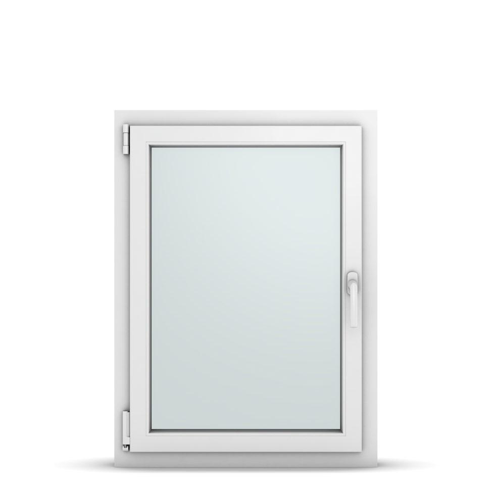 Wohnraumfenster 1-flg. Allegro Max Weiß 700x950 mm DIN Dreh-Kipp Links-36697