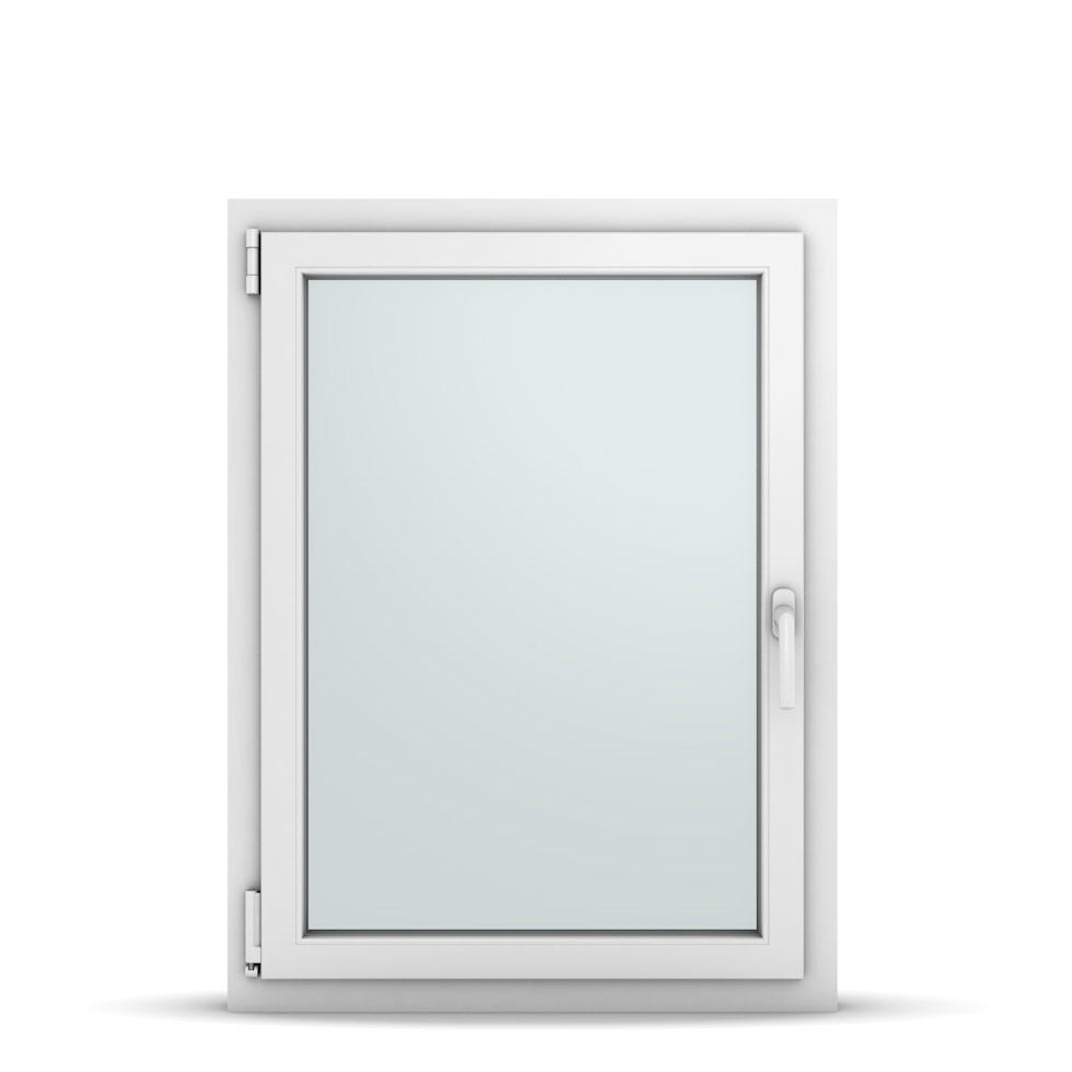 Wohnraumfenster 1-flg. Allegro Max Weiß 750x1000 mm DIN Dreh-Kipp Links-36723