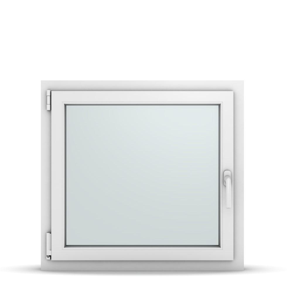Wohnraumfenster 1-flg. Allegro Max Weiß 800x750 mm DIN Dreh-Kipp Links-36743