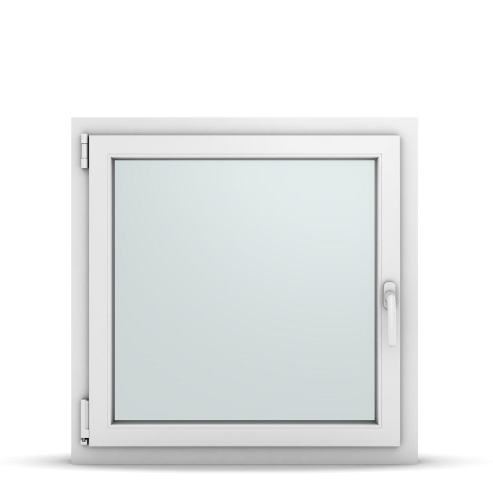 Wohnraumfenster 1-flg. Allegro Max Weiß 800x800 mm DIN Dreh-Kipp Links-36744