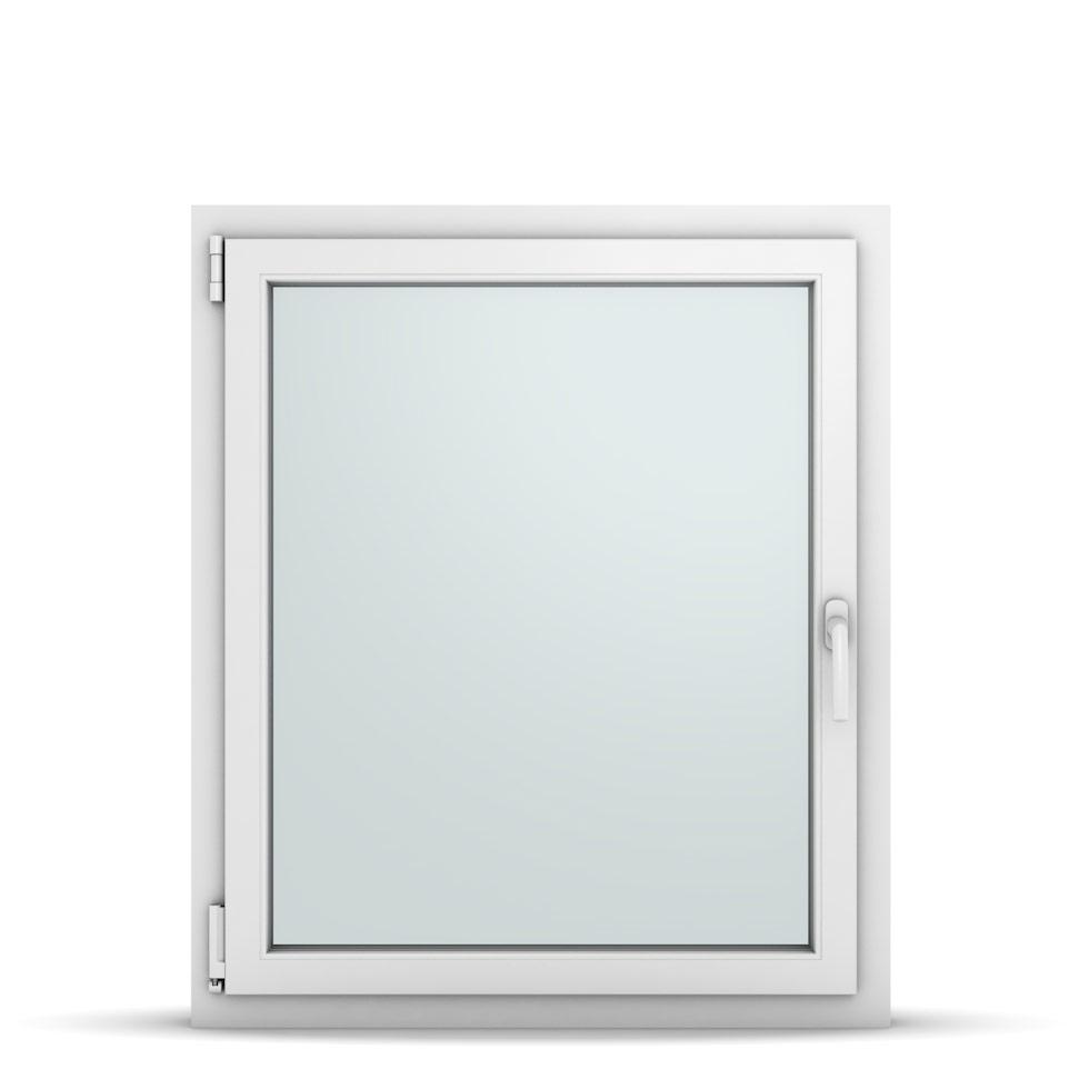 Wohnraumfenster 1-flg. Allegro Max Weiß 850x1000 mm DIN Dreh-Kipp Links-36773