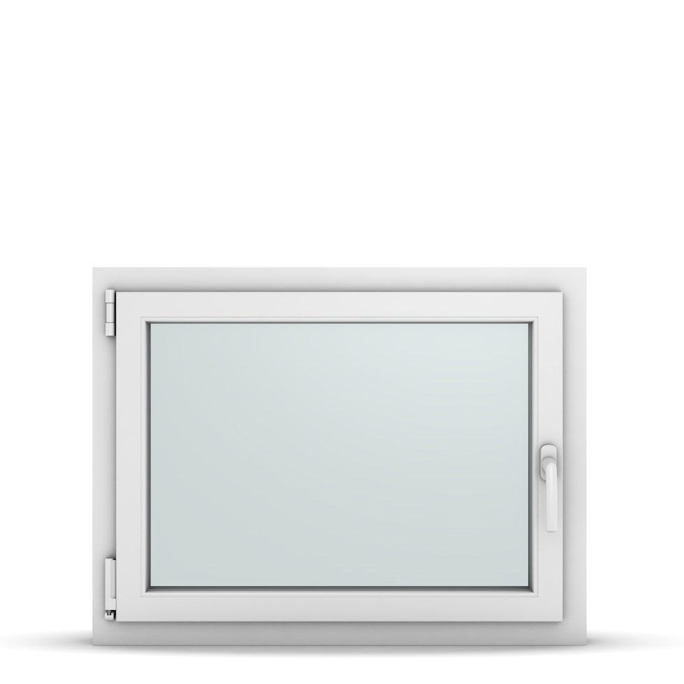 Wohnraumfenster 1-flg. Allegro Max Weiß 850x650 mm DIN Dreh-Kipp Links-36766