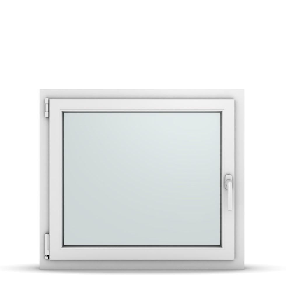 Wohnraumfenster 1-flg. Allegro Max Weiß 850x750 mm DIN Dreh-Kipp Links-36768