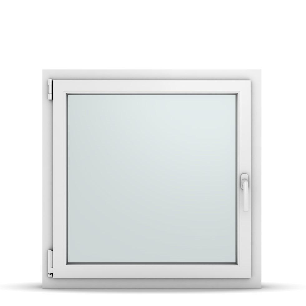 Wohnraumfenster 1-flg. Allegro Max Weiß 850x850 mm DIN Dreh-Kipp Links-36770