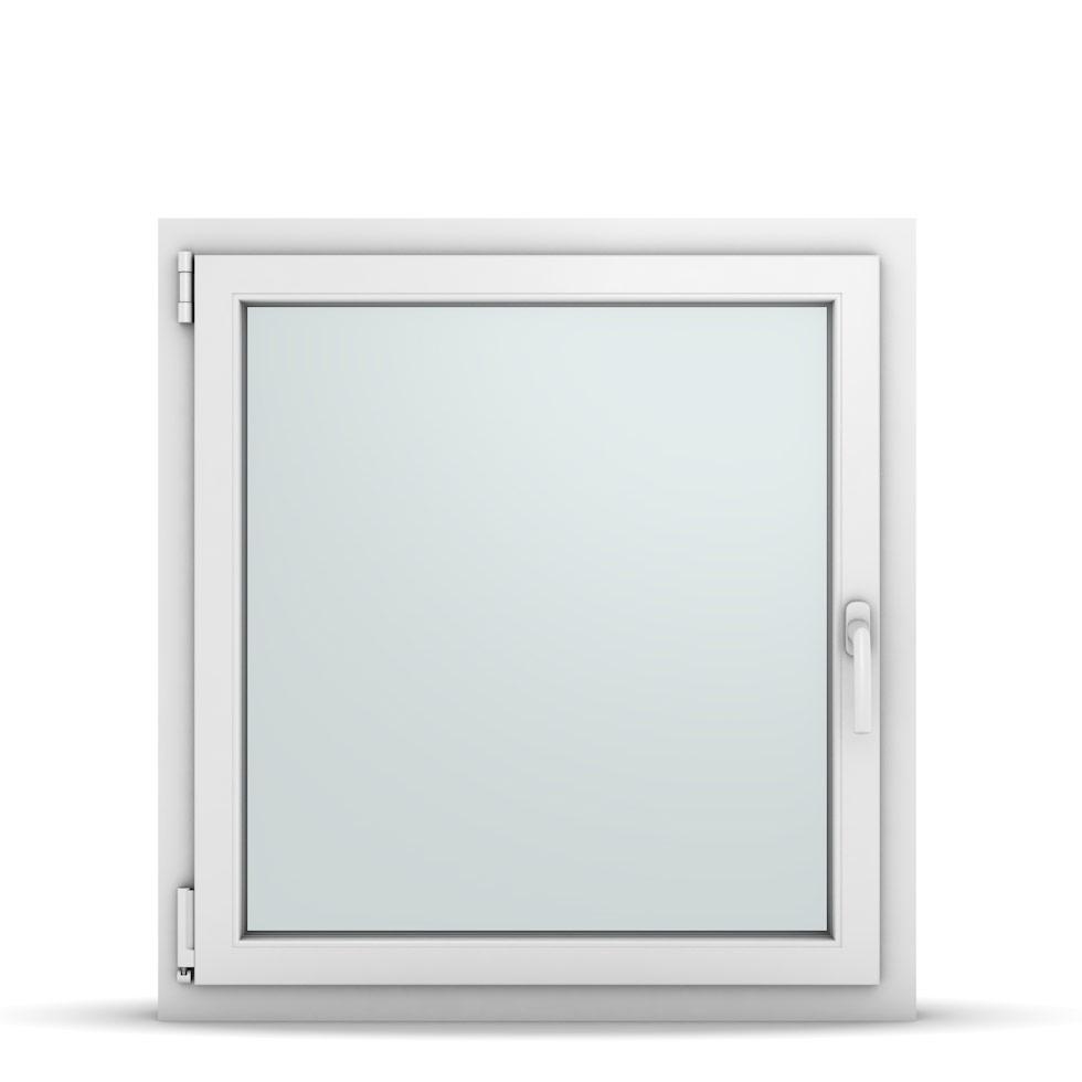 Wohnraumfenster 1-flg. Allegro Max Weiß 850x900 mm DIN Dreh-Kipp Links-36771