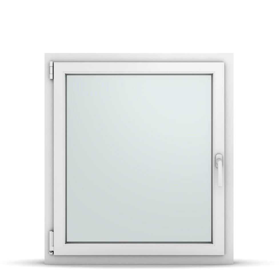 Wohnraumfenster 1-flg. Allegro Max Weiß 850x950 mm DIN Dreh-Kipp Links-36772