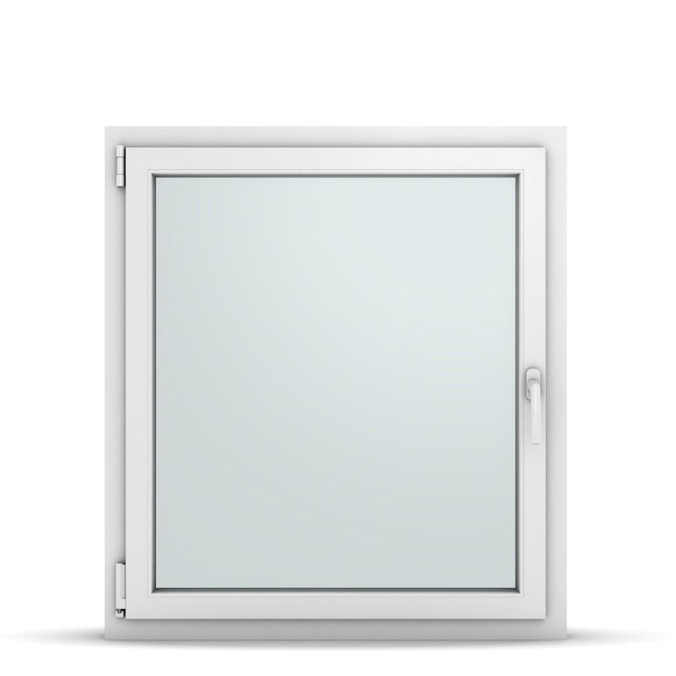 Wohnraumfenster 1-flg. Allegro Max Weiß 900x1000 mm DIN Dreh-Kipp Links-36798