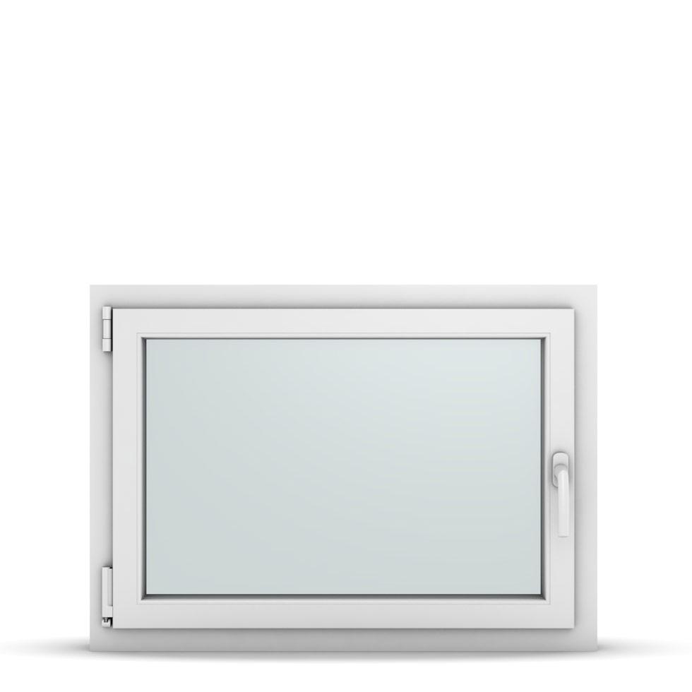 Wohnraumfenster 1-flg. Allegro Max Weiß 900x650 mm DIN Dreh-Kipp Links-36791