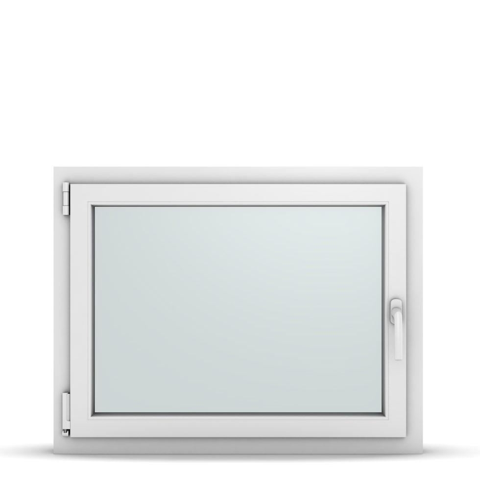 Wohnraumfenster 1-flg. Allegro Max Weiß 900x700 mm DIN Dreh-Kipp Links-36792