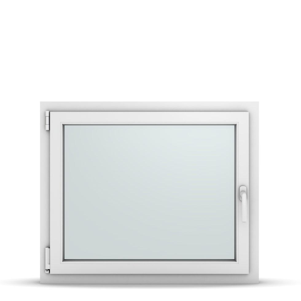 Wohnraumfenster 1-flg. Allegro Max Weiß 900x750 mm DIN Dreh-Kipp Links-36793