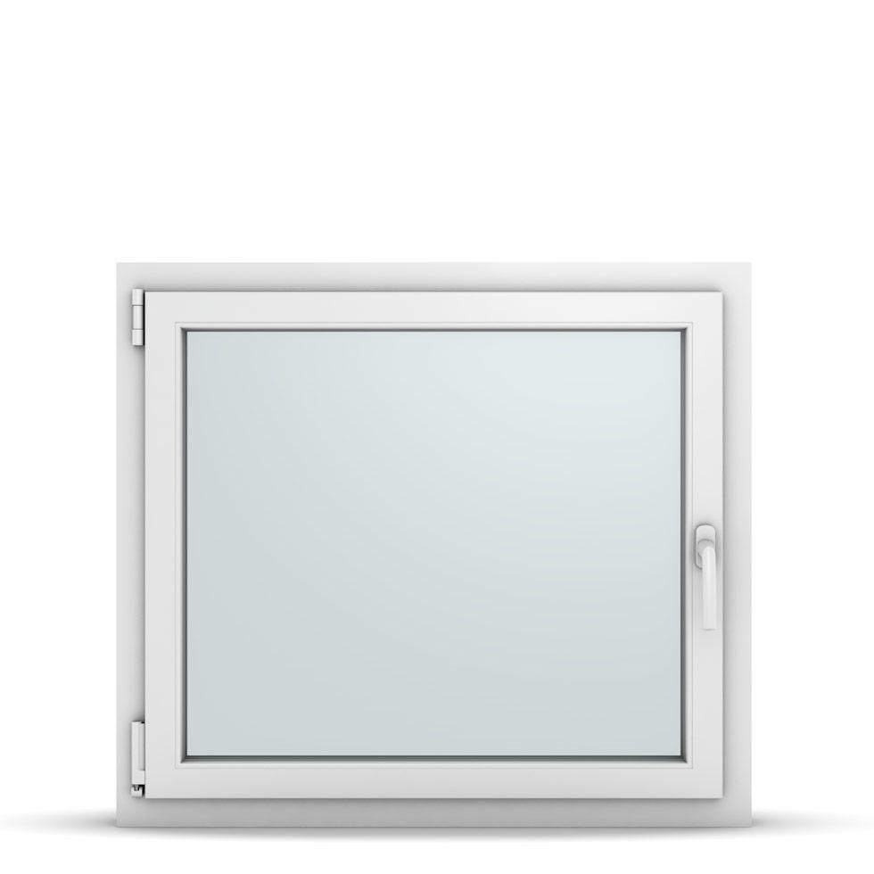 Wohnraumfenster 1-flg. Allegro Max Weiß 900x800 mm DIN Dreh-Kipp Links-36794