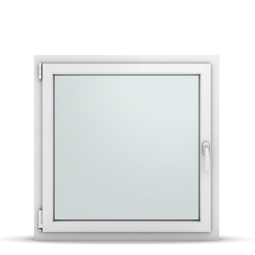 Wohnraumfenster 1-flg. Allegro Max Weiß 900x900 mm DIN Dreh-Kipp Links-36796