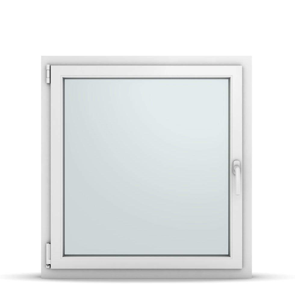 Wohnraumfenster 1-flg. Allegro Max Weiß 900x950 mm DIN Dreh-Kipp Links-36797