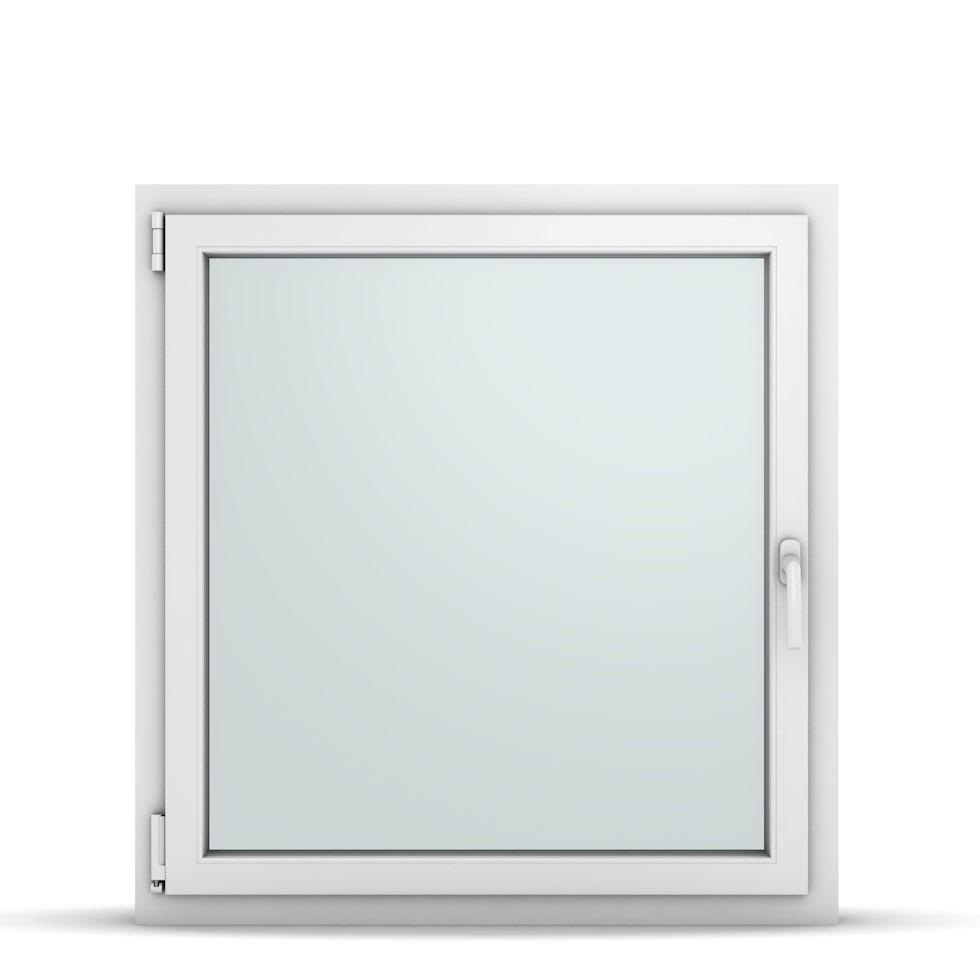 Wohnraumfenster 1-flg. Allegro Max Weiß 950x1000 mm DIN Dreh-Kipp Links-36823