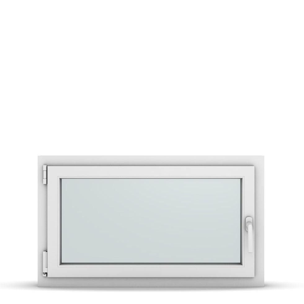 Wohnraumfenster 1-flg. Allegro Max Weiß 950x550 mm DIN Dreh-Kipp Links-36814