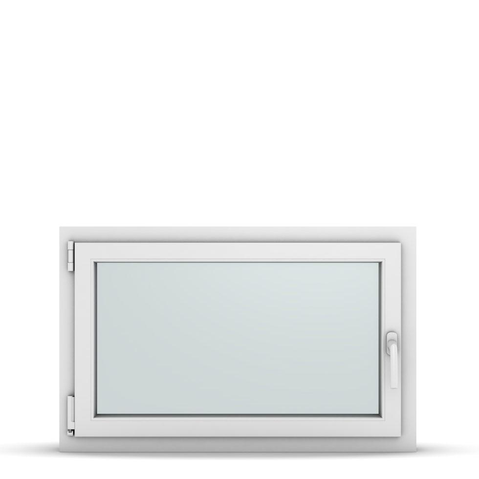 Wohnraumfenster 1-flg. Allegro Max Weiß 950x600 mm DIN Dreh-Kipp Links-36815