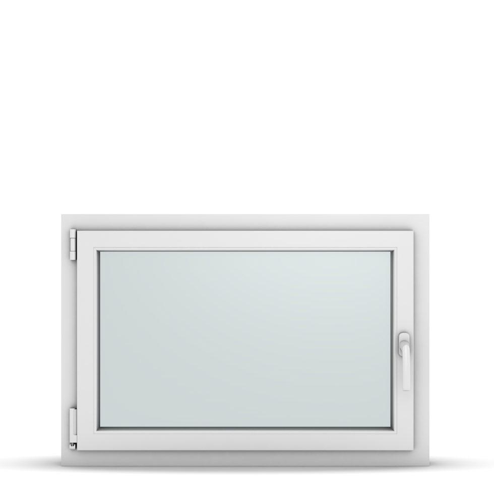 Wohnraumfenster 1-flg. Allegro Max Weiß 950x650 mm DIN Dreh-Kipp Links-36816