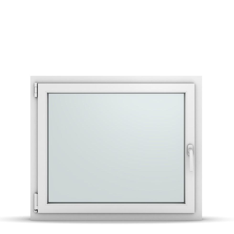 Wohnraumfenster 1-flg. Allegro Max Weiß 950x800 mm DIN Dreh-Kipp Links-36819